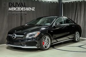 2014 Mercedes-Benz CLA-Class CLA45 AMG 4MATIC + Harman/Kardon