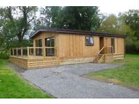 Beautiful Lodge in idyllic, tranquil riverside setting in AONB