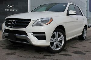 2015 Mercedes-Benz M-Class Base ML350 BlueTEC 4MATIC,PREMIUM...