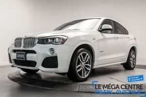 2015 BMW X4 xDrive28i, M SPORT TECH NAV