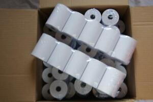 Thermal Paper  Cash Register Rolls 3-1/8 x 180 feet (50 rolls / carton) FREE DELIVERY