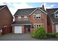 4 bed detached house to rent Herongate Road, Humberstone, long term