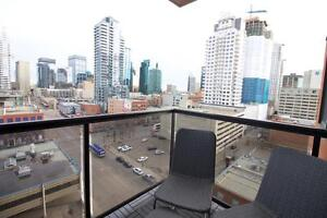 Beautiful 2 Fully Furnished Bedroom Downtown Suite! Edmonton Edmonton Area image 17