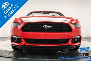 2016 Ford Mustang Convertible EcoBoost Premium, NAVIGATION, CUIR