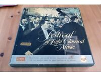 Festival Of Light Classical Music (12LPS) £10.50