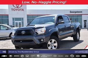 2014 Toyota Tacoma TRD Double Cab with low kilometers