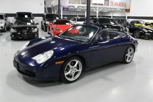 2002 Porsche 911 CARRERA CABRIOLET | LOCAL CAR | CLEAN CARPROOF