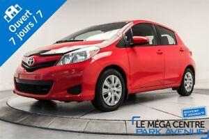 2013 Toyota Yaris LE, GR. ELECTRIQUE, A/C