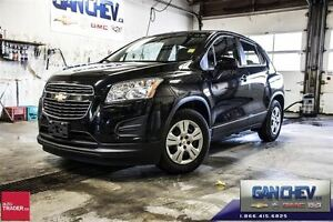 2013 Chevrolet Trax LS Local 1 Owner