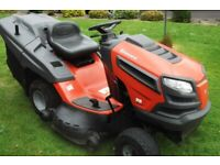 Husqvarna TC142T Lawn Mower Ride-On Lawnmower For Sale Armagh Area