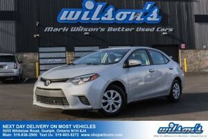 2014 Toyota Corolla CE AUTOMATIC! POWER WINDOWS! POWER LOCKS! AI