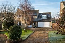 4 Bedroom, detached house for sale in Rutland's most beautiful village - BARROWDEN