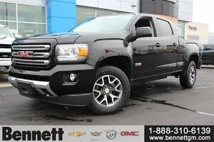 2015 GMC Canyon SLE - Heated Seats, Remote Start, Trailiering Pa