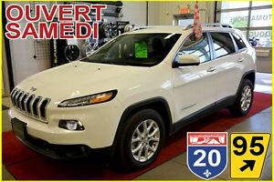 2016 Jeep Cherokee NORTH * V6 * ANGLES MORTS  *  BANCS CHAUFFANT