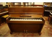 Upright piano by Schonberg. Tuned and uk delivery available