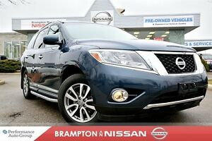 2014 Nissan Pathfinder SL  *Heated seats|Rear view cam|Leather*