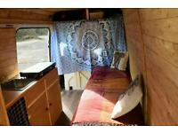 Vw lt35 campervan 12 months mot very reliable