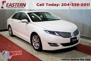 2013 Lincoln MKZ 2.0 AT LEATHER MOON ROOF BACK UP CAMERA XM RADI