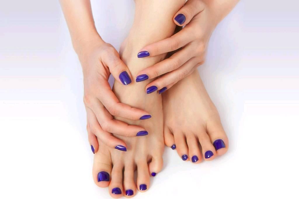 Mobile nail technician/beautician!