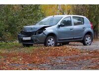 Scrap Car Collection Dartford – Money Paid – Same Day Collection!
