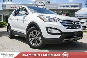 2015 Hyundai Santa Fe Sport 2.4 Luxury *Leather|Rear view monito