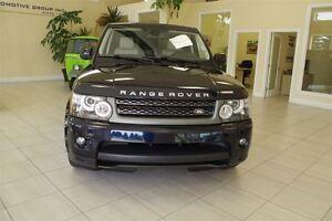 2010 Land Rover Range Rover Sport HSE ONLY 85,000KMS! LOADED Edmonton Edmonton Area image 9