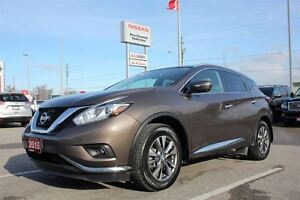 2015 Nissan Murano SL One-Owner  Accident Free  We Deliver