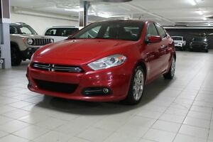 2013 Dodge Dart LIMITED *CUIR/TOIT/NAV/CAMERA RECUL*