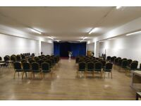 Hall to rent for Church services. £1,250 pcm