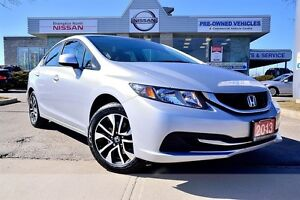 2013 Honda Civic EX *Bluetooth|Rear view monitor|Sunroof*