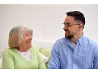 Had assistance/companionship at a family members home? Earn £20 from sharing your experience