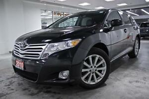 2010 Toyota Venza FWD, POWER GROUP, ALLOYS, ONE OWNER, FULL SERV