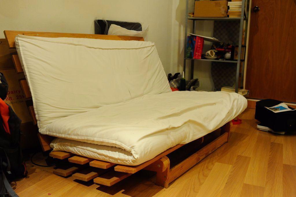 Ikea Futon Base No Broken Slats In Excellent Condition
