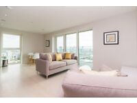 LUXURY BRAND NEW 2 BED GLASSHOUSE GARDENS E15 STRATFORD CANARY WHARF BOW WESTFIELD PUDDING LANE