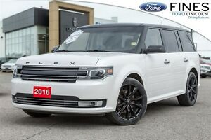 2016 Ford Flex Limited - SOLD! HAND PICKED PREVIOUS DAILY RENTAL