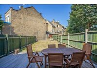 A fantastic two double bedroom ground floor garden flat in the heart of Nightingale Triangle.