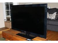 "LG 42"" LCD TV"
