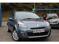 RENAULT CLIO 1.2 TCE Dynamique 5dr **2 OWNERS++NEW MOT** (blue) 2010