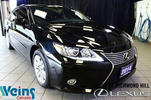 2014 Lexus ES 350 LTHR NAVI PKG@1 OWNER