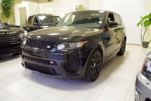 2015 Land Rover Range Rover Sport SV-R RARE 1 OWNER NO ACCIDENTS