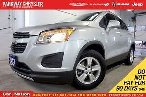 2013 Chevrolet Trax 1LT| ALL-WHEEL DRIVE| BLUETOOTH AUDIO STREAM