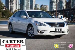 2015 Nissan Altima 2.5 + BLUETOOTH + LOCAL + PUSH TO START!!