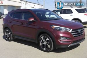 2016 Hyundai Tucson Limited, AWD, Leather, Nav