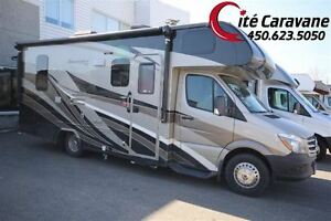2018 Forest River Sunseeker MBS 2400R / 24R 2018 NEUF