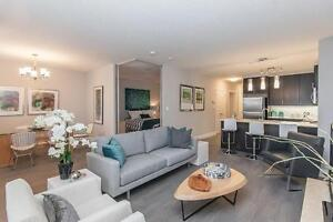1 Bedroom + Den: Fully Furnished, Short-Term - Just Move In!