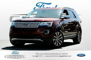 2016 Ford Explorer Premium plus 20''