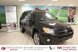 2012 Toyota RAV4 AWD Sport Leather Package