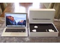 2016 1.6Ghz Core i5 13.3' Apple MacBook Air 8GB Ram 256GB SSD Microsoft Office Adobe CC Serato DJ