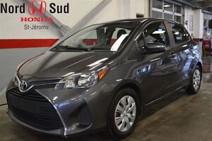2015 Toyota Yaris AUTOMATIQUE+ AIR CLIMATISÉ+EXTRA CLEAN!