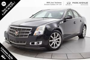2009 Cadillac CTS **AWD CUIR TOIT OUVRANT**